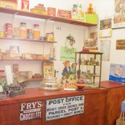 Mr. Woodward's Shop