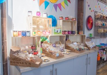 Our gift shop supporting local – why local is important to us
